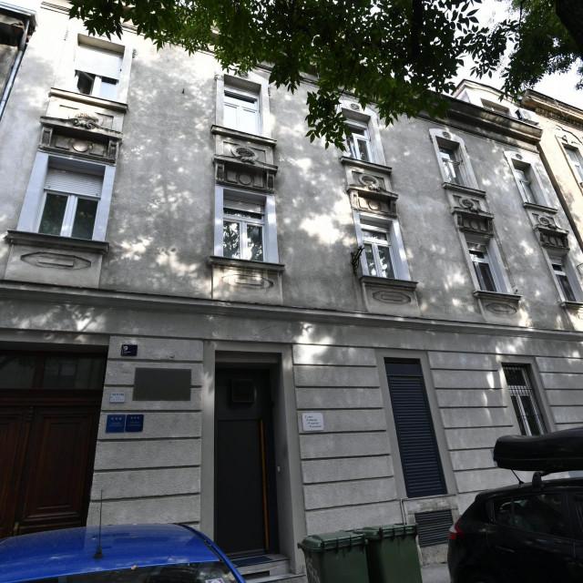 Kovačevićev 'klub' u Zagrebu