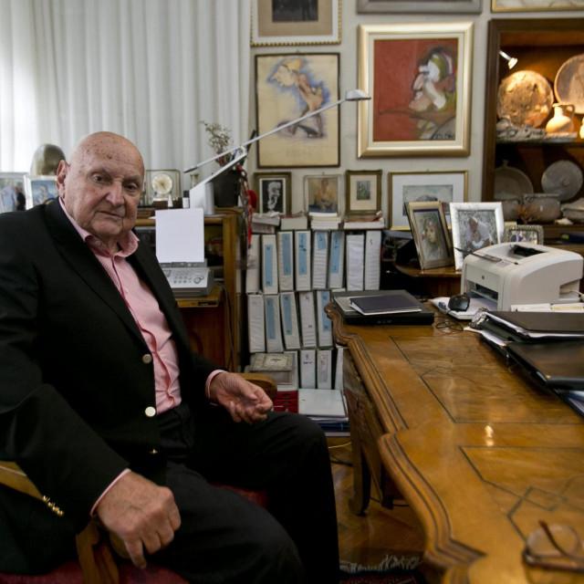 Dr. Borben Uglešić zadužio je svojim radom i djelovanjem hrvatsku neuropsihijatriju
