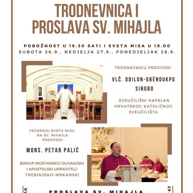 Trodnevnica i proslava Svetog Mihajla
