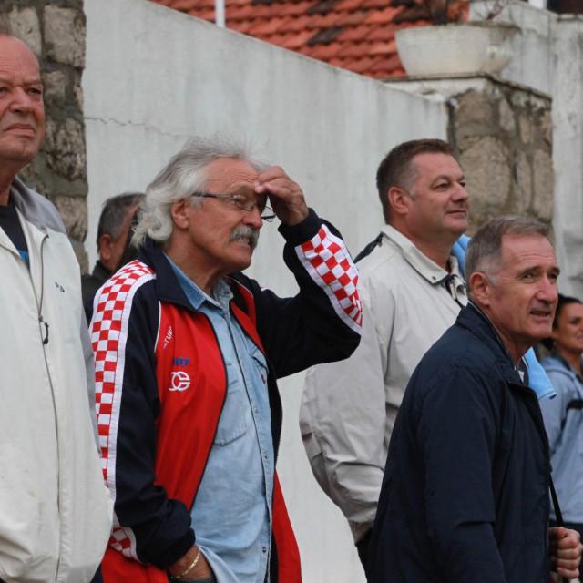 Gledatelji su prvi put u novoj sezoni mogli bit na tribinama foto: Tonči Vlašić