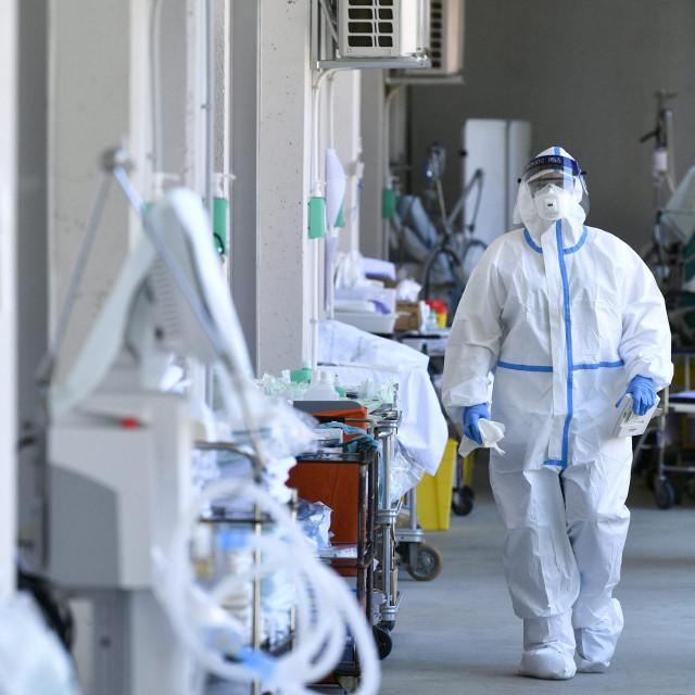 Klinika za infektivne bolesti Dr. Fran Mihaljević
