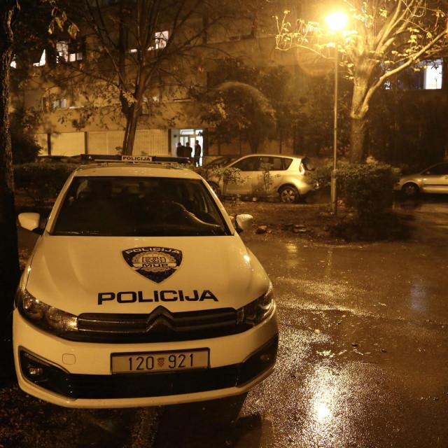 Nesretna žena živjela je u Sukoišanskoj ulici, u neposredoj blizini policijske postaje
