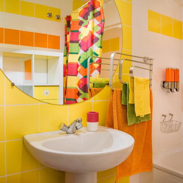 Žuto s narančastim - čista radost za početak dana
