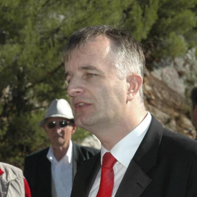 Jerko Ivanković Lijanović, bivši ministar u Vladi Federacije BiH i lider stranke Radom za boljitak