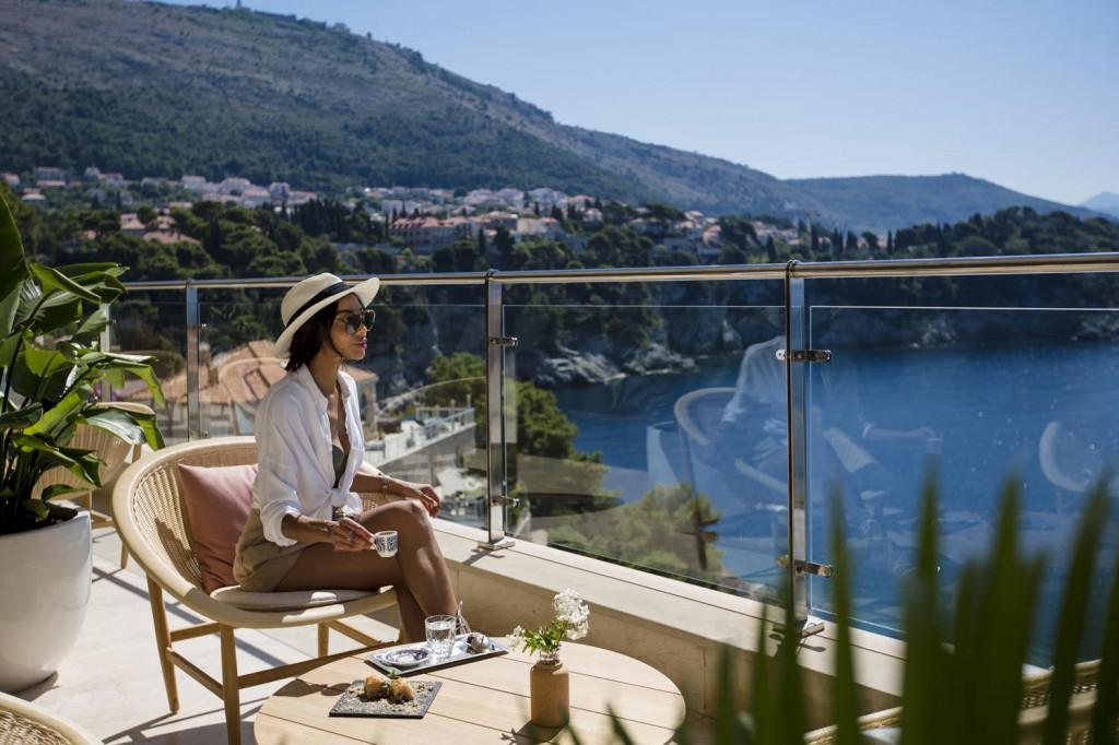 Omiljeni gorki napitak prijat će još i više na taraci Hotela Rixos Premium Dubrovnik