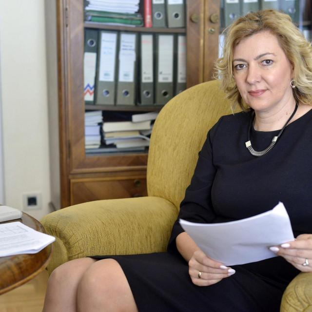 """Dragana Jeckov upozorila je kako """"u desetak gradova postoje ulice koje nose imena ustaških funkcionera, odnosno ratnih zločinaca""""<br />"""