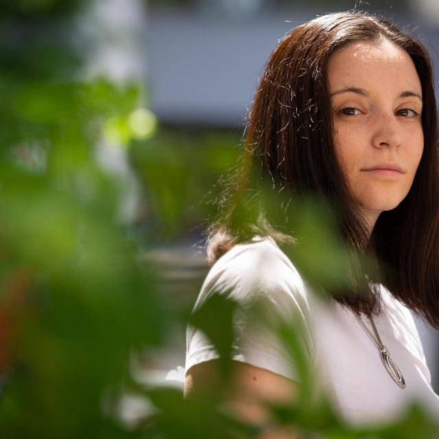 Studentica Dijana Radovniković