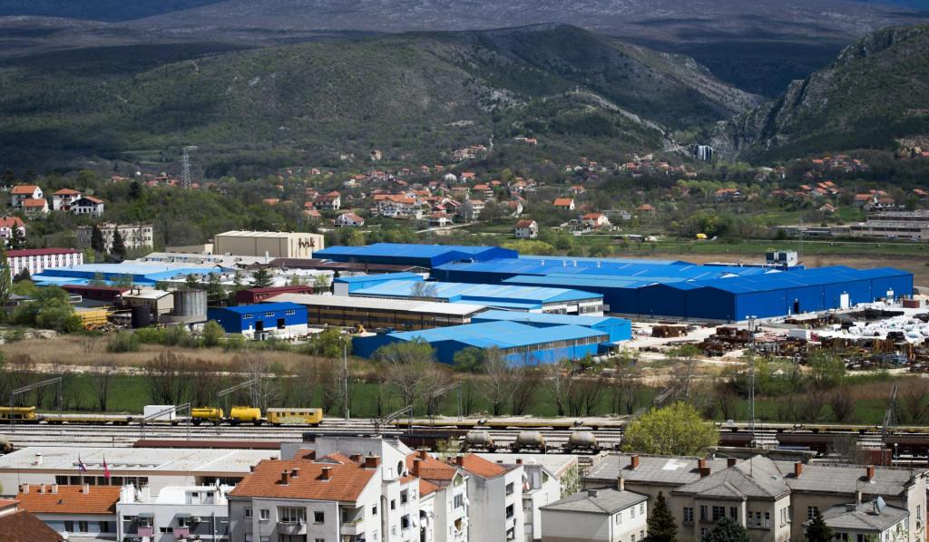 Tvornice vijaka DIV u Kninu