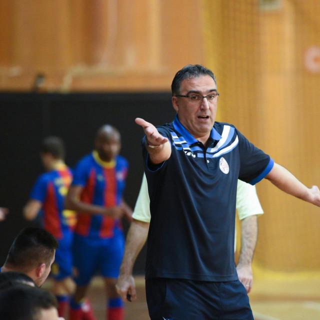 Mladen Perica - Štrla, trener MNK Crnica