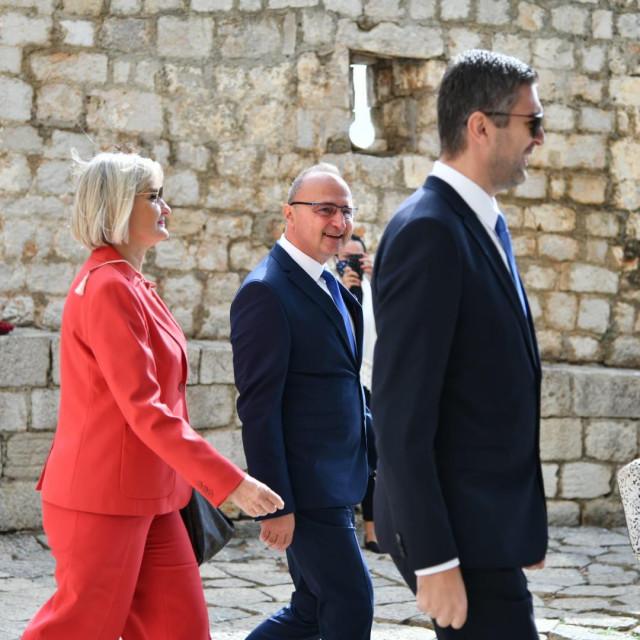 Ministar vanjskih i europskih poslova Gordan Grlić Radman u Dubrovnik