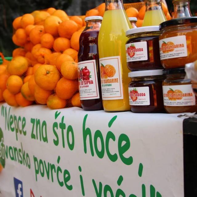 širom Hrvatske započela je prodaja mandarina