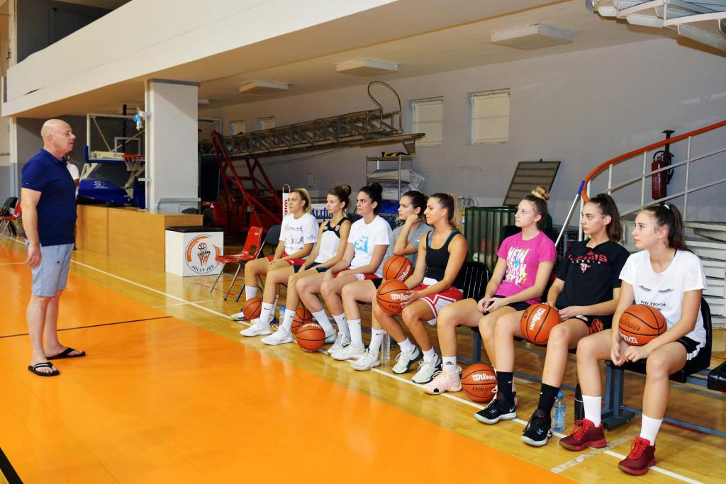 Košarkašice Šibenika u subotu počinju novu sezonu