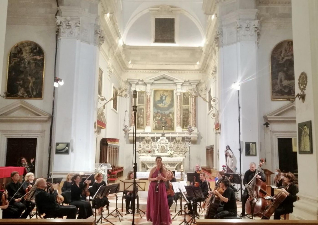 Gudački sastav pokazao je visoku kvalitetu članova Dubrovačkog simfonijskog orkestra