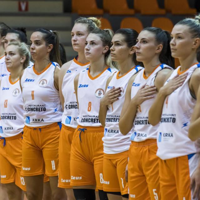 Košarkašice Šibenika izgubile su od Raguse u prvom kolu prvenstva Hrvatske