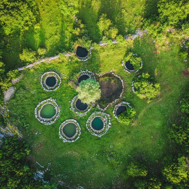 Ljepota bunara Rajčice pokraj Niskog
