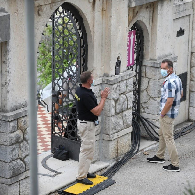 Nicolas Cage u Dubrovniku