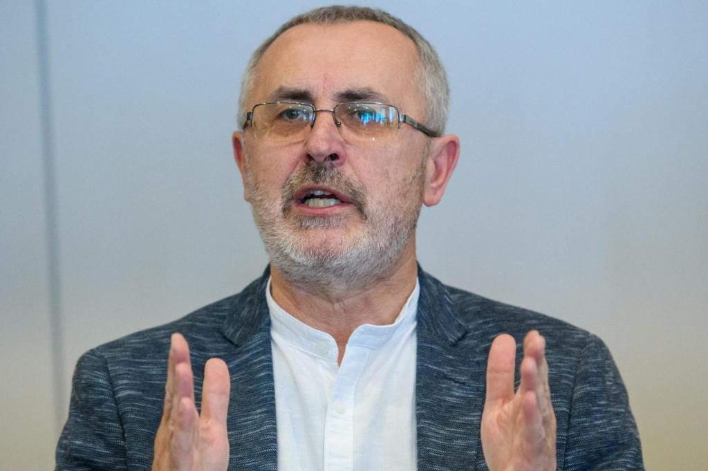 Sindikalist Željko Stipić