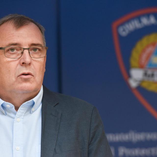 Krunoslavu Capaku i obitelji prijetili smrću