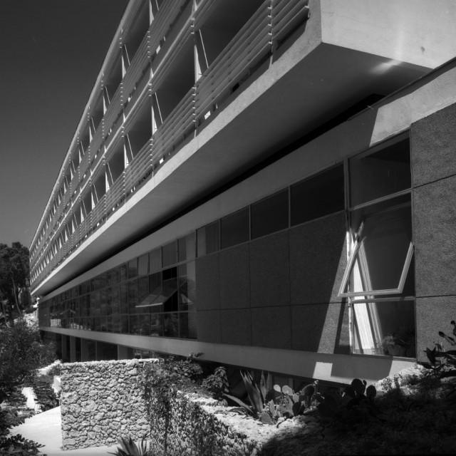 Hotel 'Maestral' u Brelima, vjerojatno najljepši modernistički projekt na našim prostorima<br />
