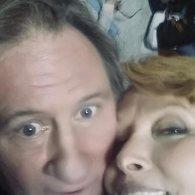 Ksenija Prohaska s Gerardom Depardieuom<br />