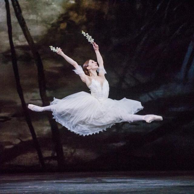 Prizor iz Giselle