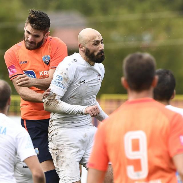 Nogometaši Šibenika nadvisili Croatiju u Zmijavcima u šesnaestini finala Kupa Hrvatske