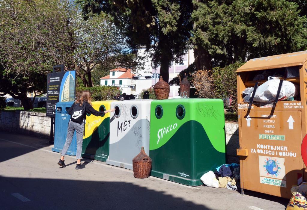 Krupni otpad na sibenski nacin Sibenik 06.10.2020