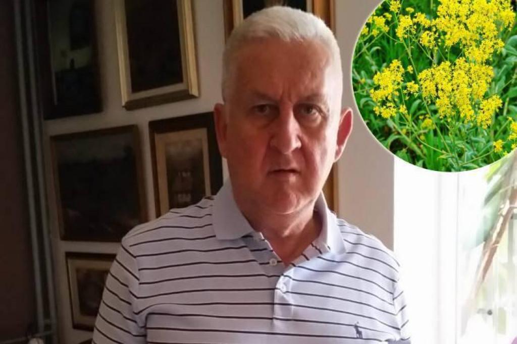 Dr. Nihad Sadiković, poznati travar i liječnik specijalist iz Ljubuškog