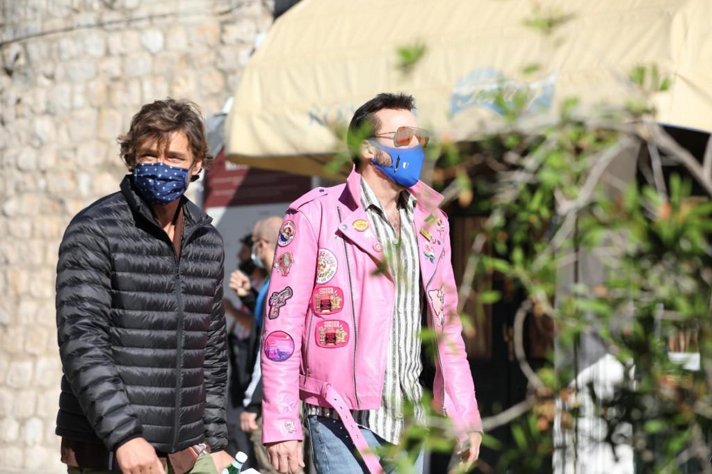 Nicolas Cage i Pedro Pascal snimaju u Cavtatu