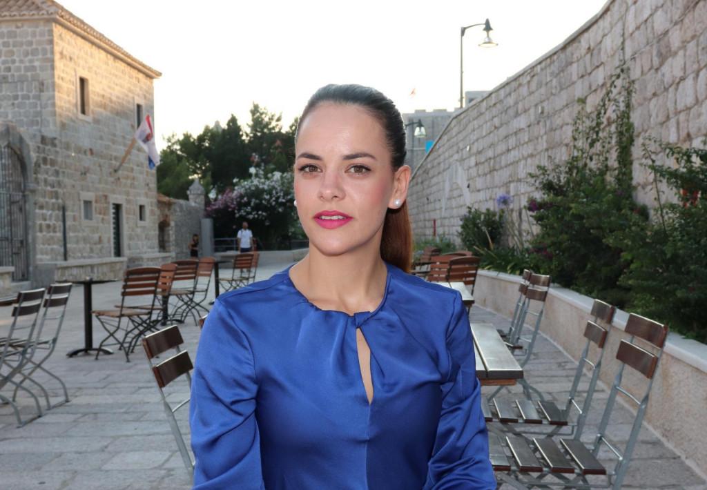 Ivana Brnin, zamjenica pročelnice, voditeljica tima za izradu Nacrta odluke o davanju u najam stanova po modelu 'Dubrovačke stanogradnje'