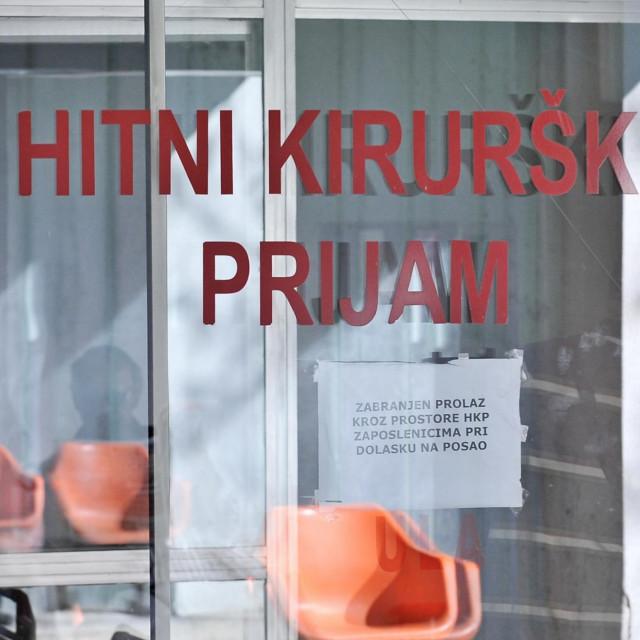 'Bio sam na Hitnom kirurškom prijemu splitske bolnice, kada me nazvao poslodavac i dao mi otkaz', kaže nam Ivica Bikić