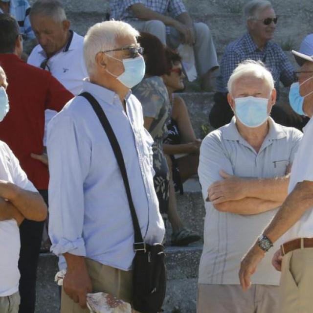Od idućeg tjedna u Hrvatskoj će biti uvedene nove epidemiološke mjere