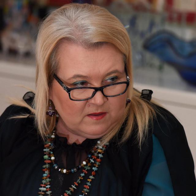 Ravnateljica NMZ Renata Peroš<br />