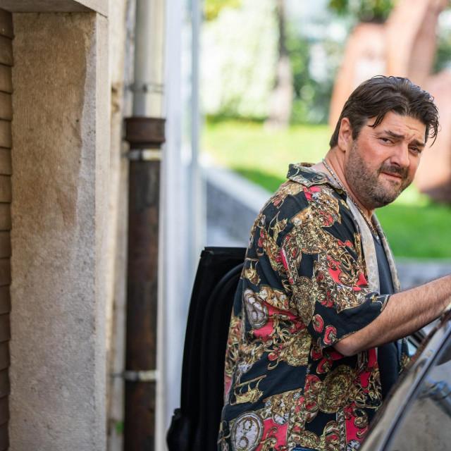 Goran Navojec na kastavskim ulicama