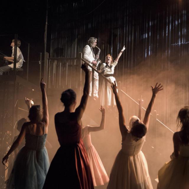 Prizor iz predstave