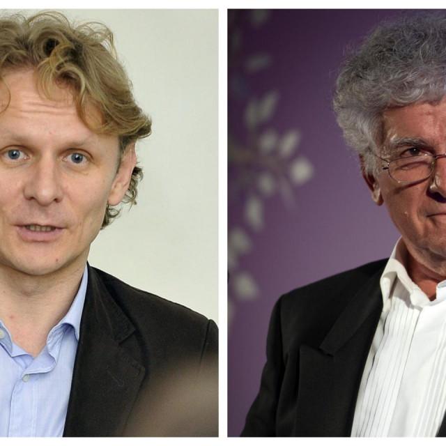 Ivan Đikić i Miroslav Radman