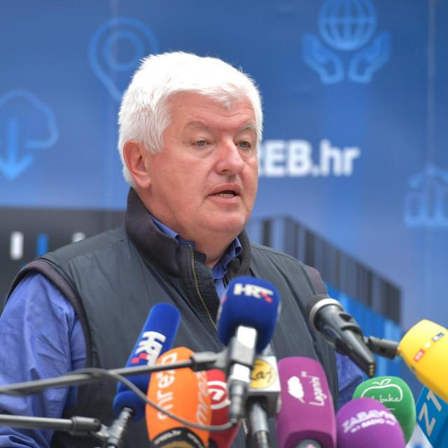 Zvonimir Šostar: Bojim da ćemo sutra u Zagrebu opet srušiti neslavni rekord