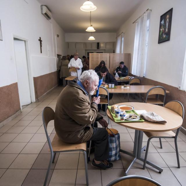 Caritas je mnogima u Hrvatskoj jedino rješenje