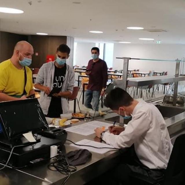 Otvoren je studentski restoran u sklopu Studentskog doma u Dubrovniku