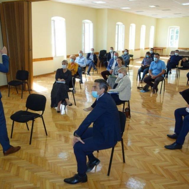 S predstavljanja značajnih projekata za pelješac u Orebiću