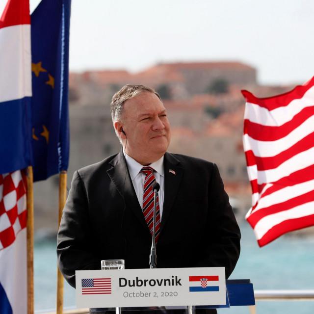 Mike Pompeo u Dubrovniku. Kapitala ima, postoje li pravi projekti za privlačenje stranog novca