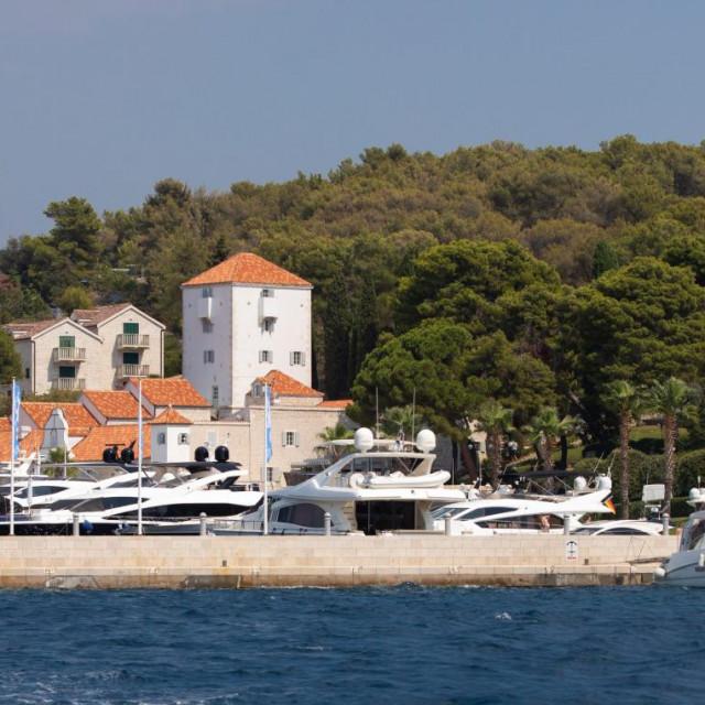 Bivši dvorac, a sada Boutique hotel 'Martinis Marchi', dobio je luksuzno ruho koje je prepoznala klijentela veće platežne moći