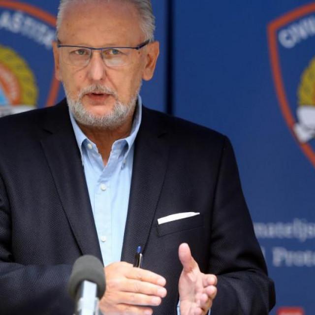 Davor Božinović predstavio nove epidemiološke mjere