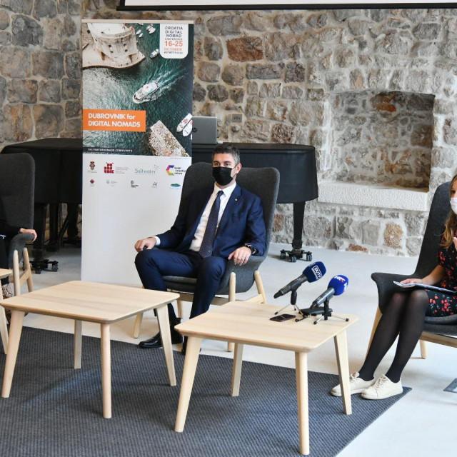 Najava dubrovačke konferencije o digitalnim nomadima u Lazaretima