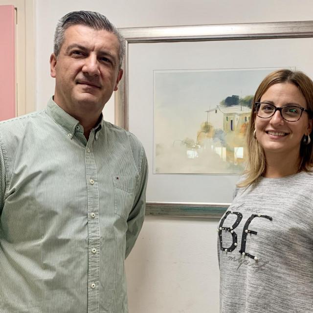 Dr. Markić i logopedinja Matulić