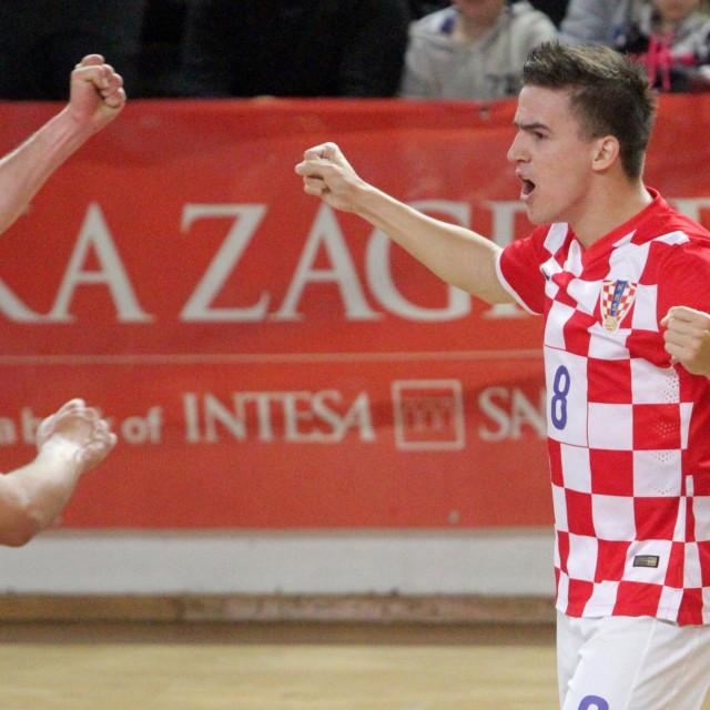 Dario Marinović, najbolji strijelac u povijesti hrvatske malonogometne reprezentacije foto: Tonči Vlašić