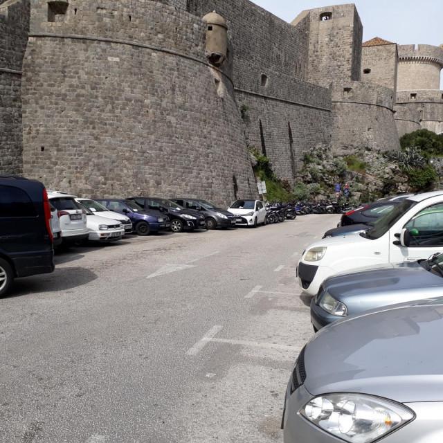 Parkiralište Tabor, Grad Dubrovnik