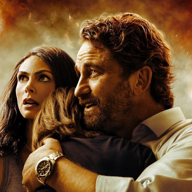 Gerard Butler, specijaliziran za uloge akcijskih junaka, ovdje glumi zdvojnog oca