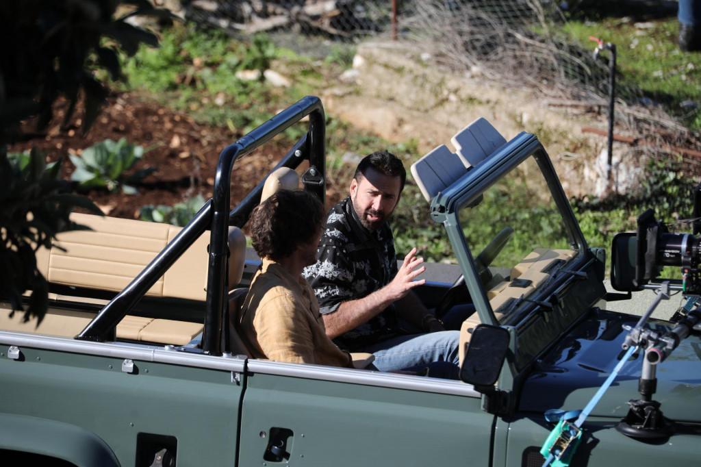 Snimanje filma sa Nicolas Cageom i Pedrom Pascalom u Konavlima