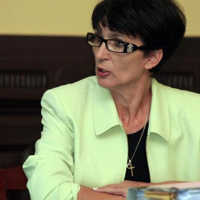 Sutkinja Ika Šarić predsjeda sudskim vijećem